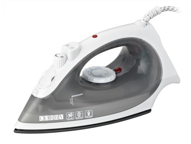 No Steam Iron ~ Sherwood w steam iron white no plug corby of windsor