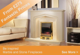 Fireplace World Marble and Stone Fireplaces