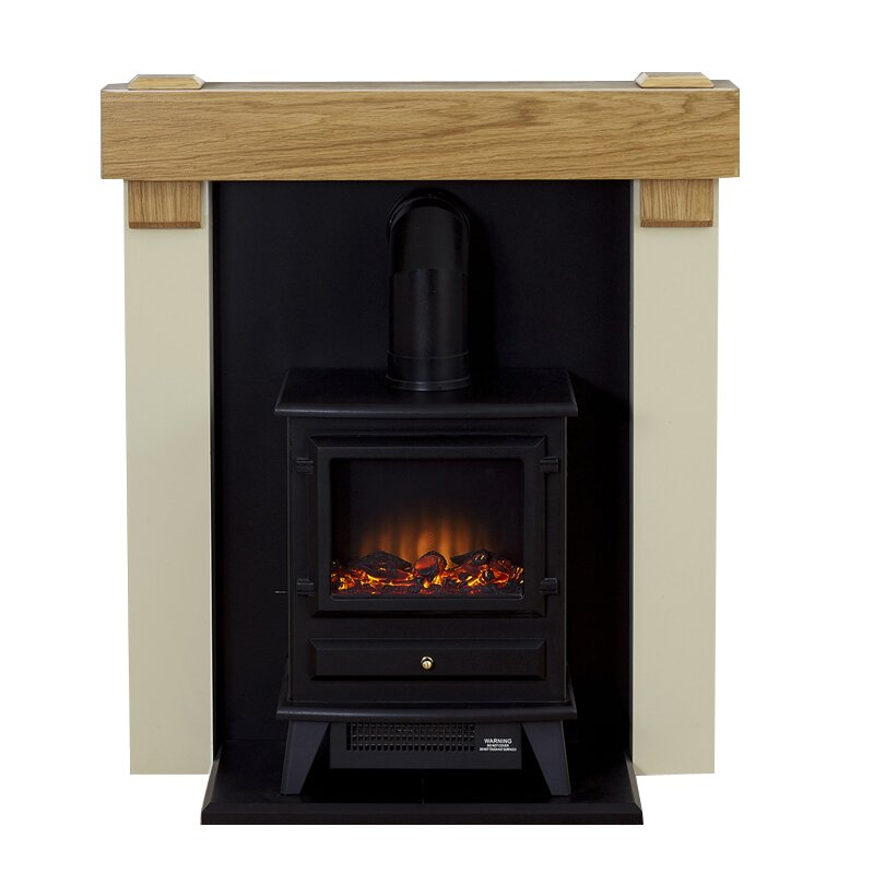 Electric Stove Fireplace Suite Electric Stove Suite