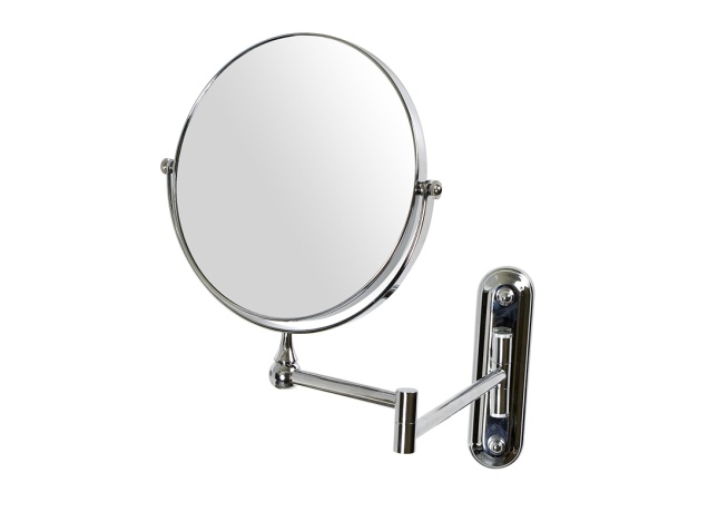 Wall Mounted Shaving Mirror wall mounted cosmetic / shaving mirror | corby of windsor
