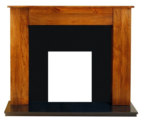 adam new england fire surround set granite back panel and. Black Bedroom Furniture Sets. Home Design Ideas