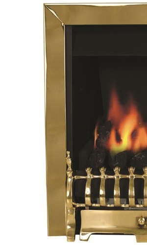 Full Depth Gas Fire