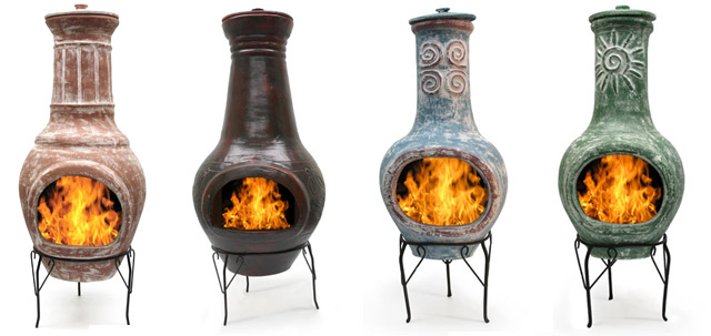Blog what is a chiminea for Mexican chiminea