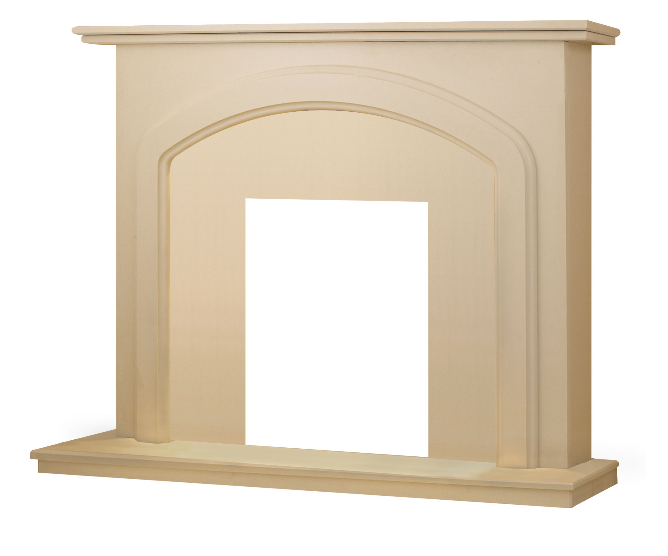 Customise any of our Marble Fireplaces