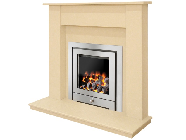 The dortmund fireplace in beige stone with montana royale gas fire the dortmund fireplace in beige stone with montana teraionfo