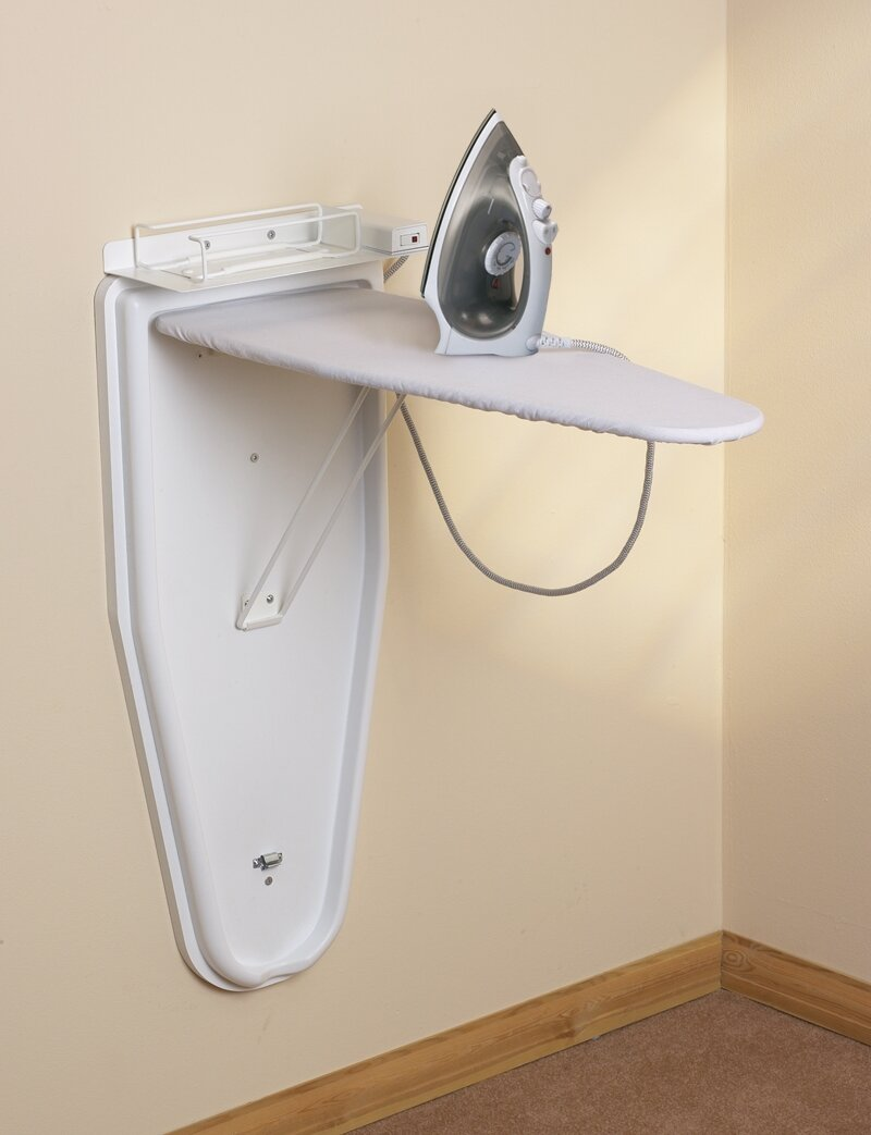 Corby White Compact Ironing Centre Steam Iron Corby Of