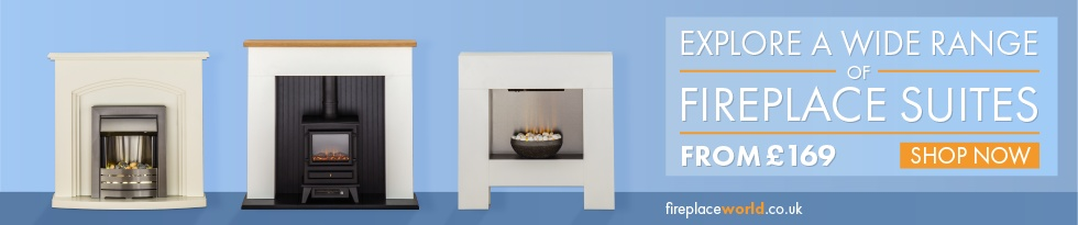 Fireplace Suites from £169
