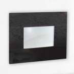 Nexus Black Glass Fascia