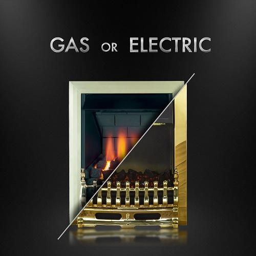 Gas or Electric<
