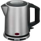 Corby Brushed Steel Cordless Kettle (1L)
