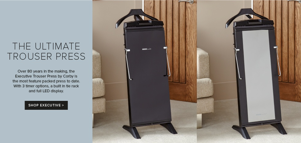The Ultimate Trouser Press