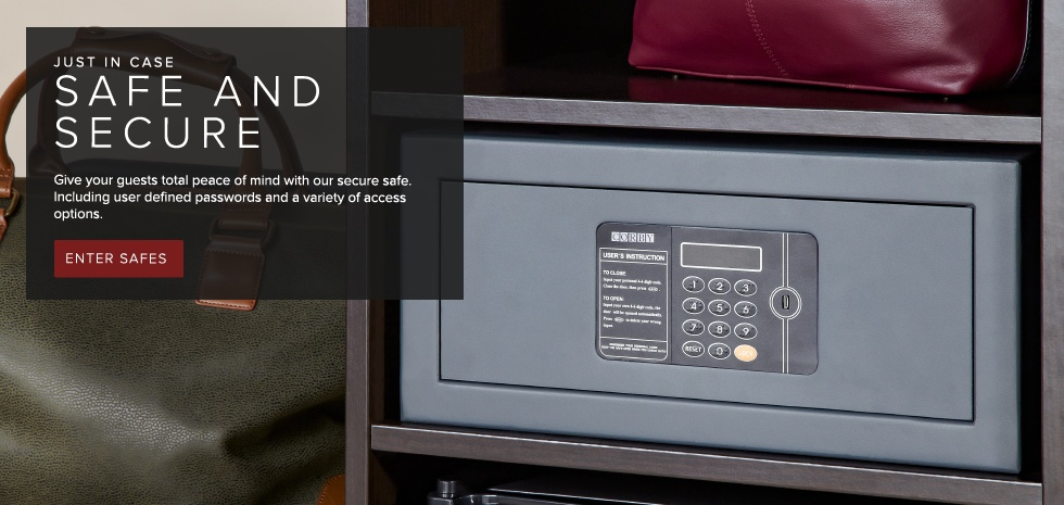 Safe and Secure - Corby Safes