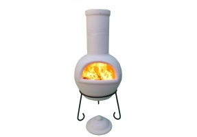 Clay Chimineas