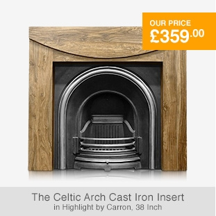 Our Mighty Cast Iron Back Panel Sets