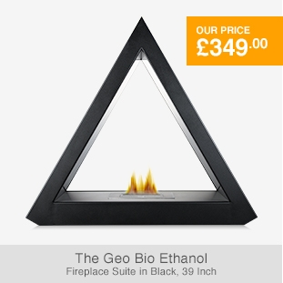 The Geo Fireplace