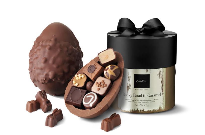 Luxury Hotel Chocolat Easter Egg