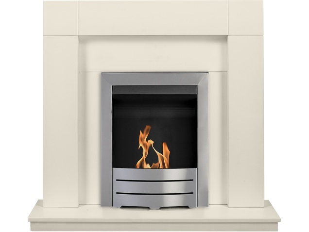 adam-malmo-fireplace-in-cream-blackcream-with-colorado-bio-ethanol-fire-in-brushed-steel-39-inch