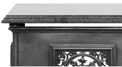 Cast iron radiator covers radiator covers fireplace world - Cast iron radiator covers ...