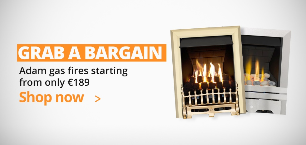 Adam Gas Fires Are Here!