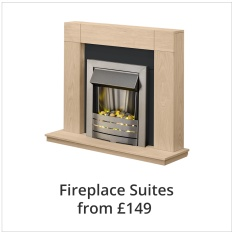 Fireplace Suites from £149
