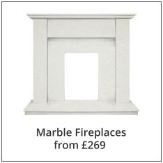 Marble Fireplaces from £269