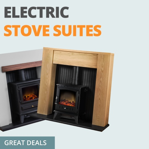 Electric Stove Suites - Prices from only £359