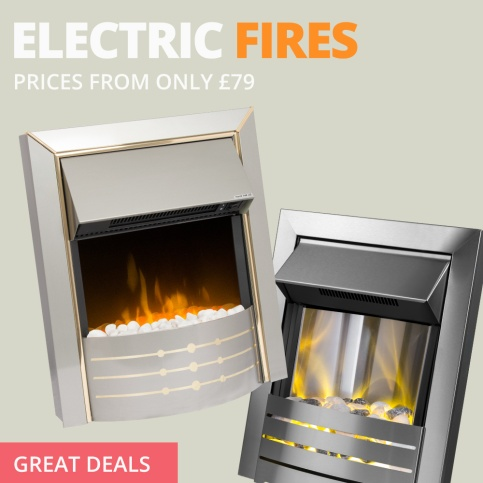 electric Fires from £69