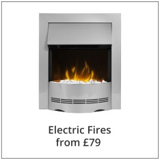 Electric Fires from £79