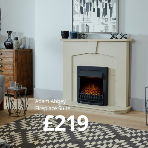 Electric Fires, Fireplaces & Fire Surrounds | Fireplace World