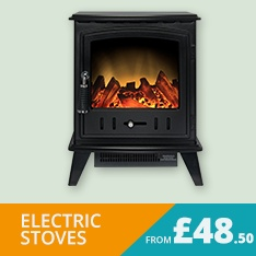 Electric Stoves from £48.50