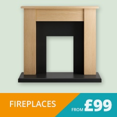 Fireplaces from £99