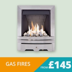 Gas Fires from £145