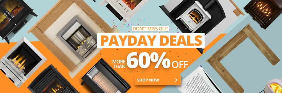 Payday Deals - Over 60% Off