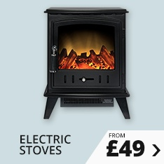 Electric Stoves from £49
