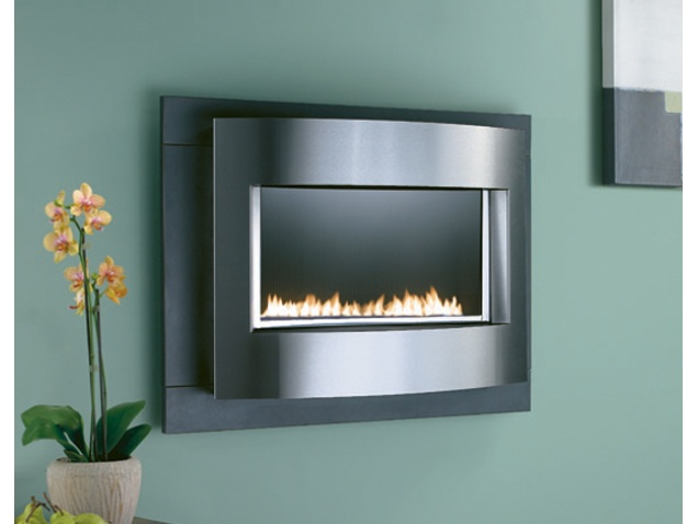 focal point fires capella hang on the wall flueless gas. Black Bedroom Furniture Sets. Home Design Ideas