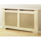Large Unfinished Radiator Cover