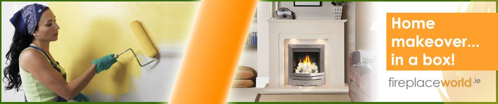Refresh your room with Fireplace World