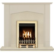 adam-tudor-fireplace-in-stone-effect-botticino-with-adam-blenheim-gas-fire-in-brass-48-inch
