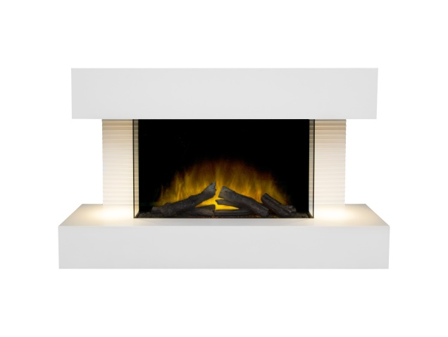 adam-altair-wall-mounted-electric-fire-suite-with-downlights-remote-control-in-pure-white