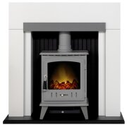 adam-salzburg-in-pure-white-grey-with-aviemore-electric-stove-in-grey-enamel-39-inch