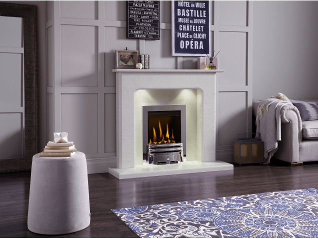 ellerby-perola-marble-fireplace-with-downlights-54-inch