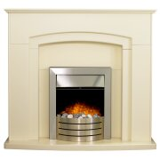 adam-falmouth-fireplace-in-cream-with-downlights-comet-electric-fire-in-brushed-steel-49-inch