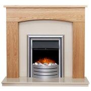 adam-bretton-in-oak-beige-marble-with-lynx-electric-fire-in-silver-48-inch