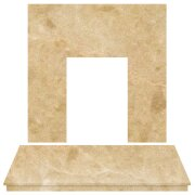 adam-marble-back-panel-and-hearth-set-in-botticino-54-inch