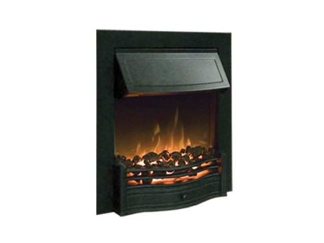 Dimplex Danesbury Electric Fire In Black Fireplace World