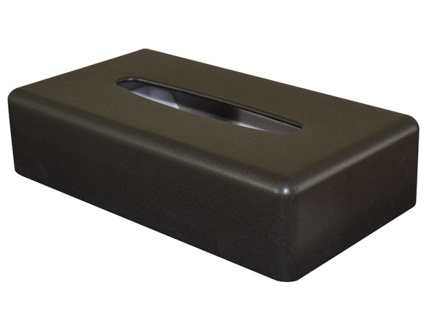 devon-rectangle-tissue-box-cover-textured-black-(case-qty-6)