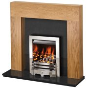 adam-miami-fireplace-suite-in-oak-and-black-marble-with-the-gem-gas-fire-in-chrome-48-inch