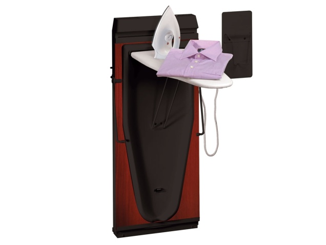 Corby 6600 Mahogany Trouser Press With Dry Iron Corby Of Windsor