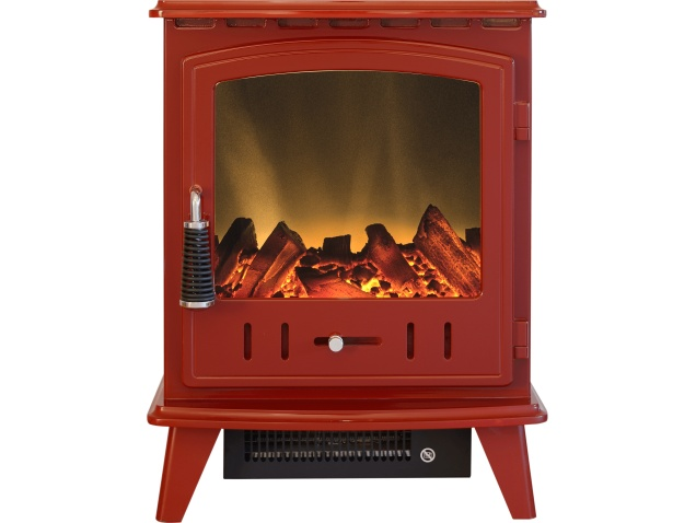 adam-aviemore-electric-stove-in-red-enamel