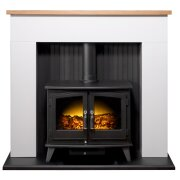 adam-innsbruck-stove-suite-in-pure-white-with-woodhouse-electric-stove-in-black-48-inch